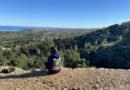 Hasta la cima de El Montgó